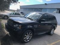 rent a car RANGE ROVER SPORT AUTO