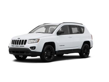 rent a car JEEP COMPASS AUTO