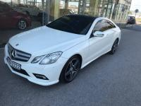 rent a car MERCEDED E 350 COUPE AUTO