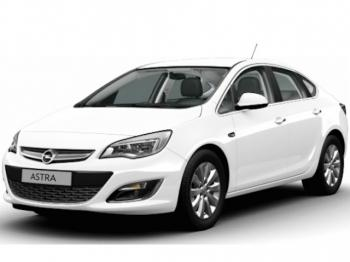 rent a car OPEL ASTRA