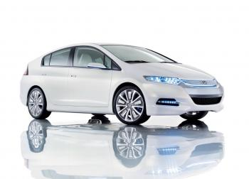 rent a car HONDA INSIGHT HYBRID