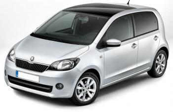 rent a car SKODA CITIGO AUTO