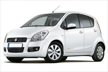rent a car SUZUKI SPLASH