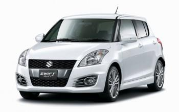 rent a car SUZUKI SWIFT MODEL 2018