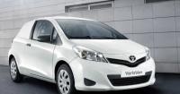 rent a car TOYOTA YARIS VAN