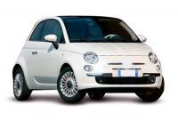 Ενοικίαση αυτοκινήτου - FIAT 500